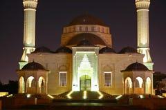 Oman, Muscat - Sultan Said bin Taimur mosque Stock Image