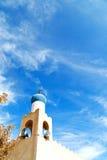 in Oman-Muskatellertraube die alte Moschee Lizenzfreies Stockbild