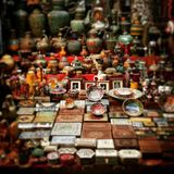 Oman. Nice gifts colors sovonirs Stock Images