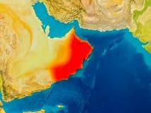 Oman Map Stock Illustrations 1021 Oman Map Stock Illustrations