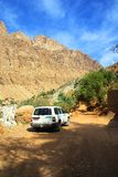 Oman road trip Stock Photography