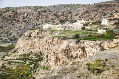 Oman Saiq Plateau Royalty Free Stock Photography