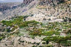 Oman Saiq Plateau Royalty Free Stock Image