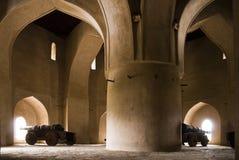 Oman-Schloss lizenzfreies stockfoto