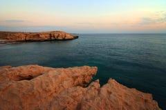 Oman: Tiwi Coast Royalty Free Stock Photo