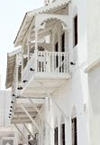 Oman tradtional architecture Royalty Free Stock Photo