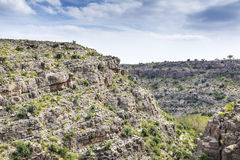 Oman Wadi Bani Habib Royalty Free Stock Image