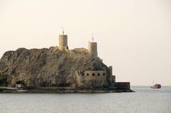 Omani οχυρό στοκ φωτογραφία με δικαίωμα ελεύθερης χρήσης