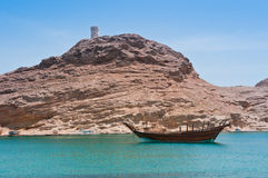 Omani Coastline Stock Photography