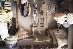 Omani Craftsmanship Stock Photos