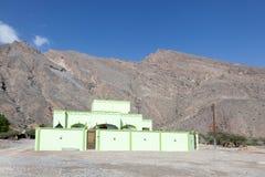 Omani dom na wsi Obrazy Royalty Free