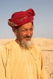 Omani Farmer Royalty Free Stock Photo