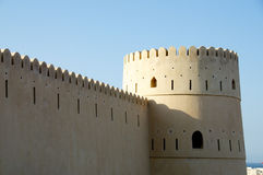 Omani fort Royalty Free Stock Images