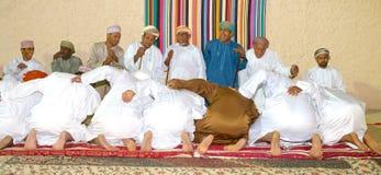 Omani Majlis Royalty Free Stock Images