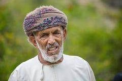 Omani Mens Stock Fotografie