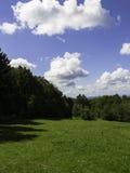 Omanovac的绿色草甸 免版税库存图片