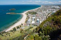 Omanu Beach, New Zealand Royalty Free Stock Image