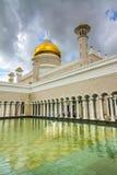 Omar Ali Saifudding meczet Seri Begawan Fotografia Stock