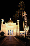 Omar Ali Saifudding Mosque-Bandar Seri Begawan Stock Photos