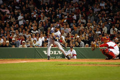 Omar Vizquel Cleveland Indians royalty free stock photography