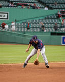 Omar Vizquel, Cleveland Indians Stock Photography