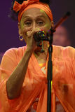 Omara Portuondo Foto de archivo