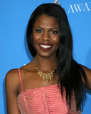 Omarosa. 37th NAACP Image Awards Shrine Auditorium Los Angeles, CA February 25, 2006 2006 Kathy Hutchins / Hutchins Photo                     V Royalty Free Stock Photos