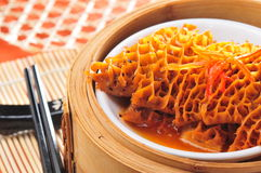 Omasum beef dim sum Royalty Free Stock Photos
