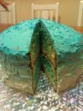 Ombré蛋糕 库存照片