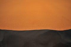 Ombra della sabbia Fotografia Stock Libera da Diritti