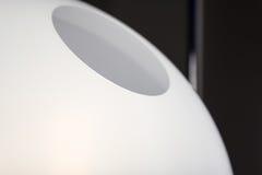 Ombra di lampada Fotografia Stock