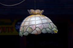 Ombra di lampada Fotografia Stock Libera da Diritti