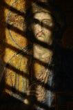 Ombra e religioso, Costantinopoli, Turchia. Fotografia Stock
