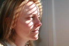 Ombra ed indicatore luminoso Fotografia Stock Libera da Diritti
