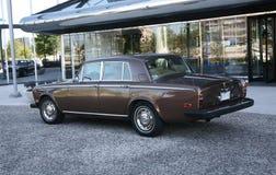 Ombra II dell'argento di Rolls Royce Fotografia Stock Libera da Diritti