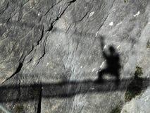 Ombre Photographie stock libre de droits