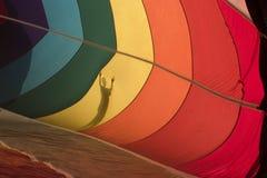Ombre colorée photographie stock libre de droits