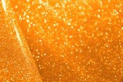 Ombre de safran des indes Tendances de couleur de Pantone de la saison Résumé de ressort images libres de droits