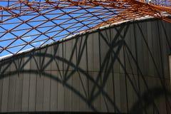 Ombre della guglia Fotografia Stock Libera da Diritti