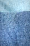 Ombre des jeans Photo libre de droits