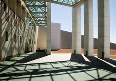 Ombre - il Parlamento alloggia Fotografie Stock