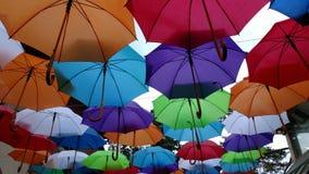 ombrelli immagine stock