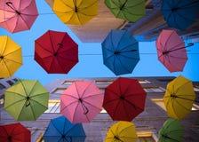 ombrelli fotografie stock libere da diritti