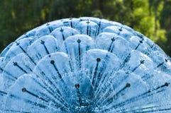 Ombrelli dell'acqua fotografia stock