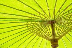 Ombrelli di carta, in Chiang Mai, la Tailandia Fotografia Stock