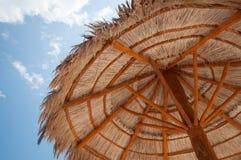 Ombrello di Tiki Immagine Stock