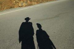 ombres Photo libre de droits
