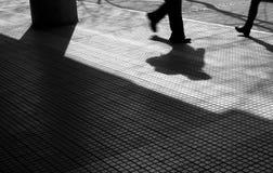 Ombres profondes Photographie stock libre de droits