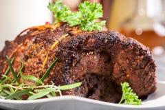 Ombro Roasted da carne de porco fotografia de stock royalty free