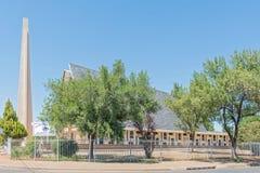 Omdanade kyrkliga Bloemfontein söder Royaltyfri Bild